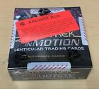 2008 Rittenhouse Star Trek Movies In Motion Factory Sealed Archives Box