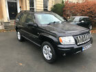 JEEP GRAND CHEROKEE 27 CRD LIMITED AUTO LEATHER HEATED SEATS TOW BAR