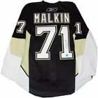 Pittsburgh Penguins Evgeni Malkin AUTOGRAPHED 2009 Stanley Cup Authentic Jersey