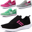 Sneakers Womens Fashion Sports Mesh Slip on Athletic Breathable Shoes Trainers