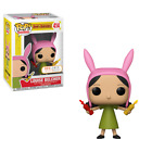 Funko Pop! Animation Bob's Burgers Louise Belcher Box Lunch Exclusive #414