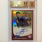 2013 Topps Chrome Baseball - Top Early Pulls and Hit Tracker 19