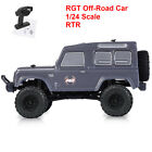 HSP 136240 1/24 Scale RGT Mini RC 4wd Off-Road Car Monster Truck with Lights RTR