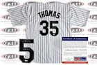 Frank Thomas Rookie Cards and Autograph Memorabilia Guide 33
