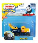Thomas & Friends Fisher-Price Take-n-Play, Butch the Heavy Recovery Unit Tow Tru
