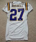 BRIAN RUSSELL AUTOGRAPHED AUTHENTIC REEBOK GAME MINNESOTA VIKINGS JERSEY w COA