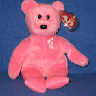 TY AWARE the BEAR BEANIE BABY - MINT with MINT TAGS
