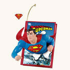 2008 Hallmark DC COMIC BOOK HEROES #1 First in Series Ornament SUPERMAN