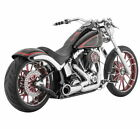 Freedom Exhaust Turnout 21 Chrome Harley Davidson HD00524