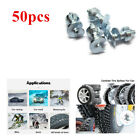 50X Tungsten carbide Car Tires Studs For Holes Tire Screw Snow Spikes Wheel