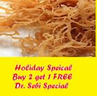 Organic Whole Leaf Irish Moss Sea Moss 1 lb  Raw WildCrafted Superfood-16 Oz (H)