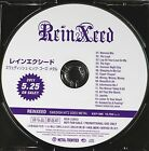 REINXEED Swedish Hitz Goes Metal Rare 2011 Japan DJ CD REIN XEED