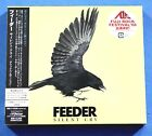 FEEDER Silent Cry 2008 Japan CD New Sealed +Bonus Track