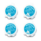 4 pack- GENTILAX LAXATIVE/ LAXANTE 200 tablets Natural Constipation Relief EXP22