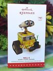 HALLMARK Wall-E 2015 Magic ornament Disney Pixar Legends