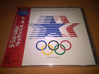 Official Music Of The XXIIIrd Olympiad Los Angeles 1984 35DP 200 Japan CD