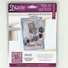 Diesire Crafters Companion Metal Die Set Create A Card What A Hoot Owl Craft