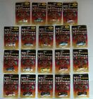 New Lot of 19 1992 Pole Position 164 Diecast NASCAR 8 Limited Edition Cars
