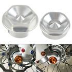 Front Axle Nut Wheel For Husaberg FE 250 350 390 450 501 570 FX 450 TE 125 250