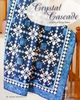 CRYSTAL CASCADE Quilt Pattern Strip Piecing Challenging from Magazine