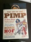 Collectible SIGNED Autographed Dennis Hof The Art of the Pimp