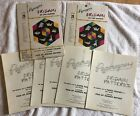 Vintage Origami sealed Papercapers paper folding 1962 patterns toys