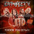 DYNAZTY - KNOCK YOU DOWN - NEW CD (May-2011)