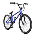 Mongoose Title Pro Boy's Freestyle BMX Bike 24-Inch Wheels, Blue