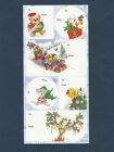 Suzy Zoo Stickers Christmas Gift Tags Reindeer Gang Sledding Mouse Suzy