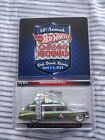 14th Nationals Ghostbusters Ecto 1 Zamac 2014 Hot Wheels rare convention