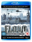 Flood Complete Mini Series  Feature Film NEW Blu Ray Disc Robert Carlyle