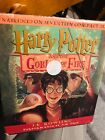 AutographedHarry Potter and the Goblet of Fire Audio Book  by JK Rowling