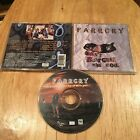 Farrcry - Can't Bargain With God CD 1st US press giant journey night ranger