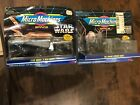 Star Wars Micro Machine Collection Number 1 and 2 NIP