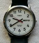 Timex Indiglo men's watch with date and day display.