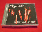 MAD MARGRITT - IN THE NAME OF ROCK - New Glam CD