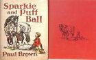 Sparkie and Puff Ball by Paul Brown