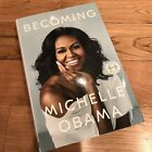 SIGNED Becoming by Michelle Obama  Hardcover  1st Edition  Autographed