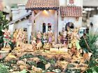 FONTANINI HEIRLOOM NATIVITY 1999 DESIGNER EDITION W 17 ITALY POLYMER FIGURES