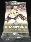 2016 Upper Deck PITTSBURGH PENGUINS STANLEY CUP CHAMPIONS Set - 18 Cards Sealed
