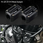 22 25 28mm ABS Engine Guard Bumper Decor Block for Honda VFR1200X CRF1000L NC700