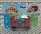 Thomas Friends Wood Wooden BERTIE Train FULLY PAINTED Fisher Price GGG45