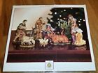 Dillards Set Of 10 Nativity Figurines 2 1 4  7
