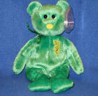 Retired TY WATTLIE  the BEAR BEANIE BABY - MINT with MINT TAGS