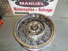 1996 SUZUKI INTRUDER 1400 VS1400GLP rear wheel straight
