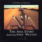 The Asia Story John Wetton 2CD UK Prog Rock Live In Moscow Arkangel Gold