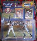 Derek Jeter 1999 Starting Lineup Classic Doubles From The Minors to the Majors