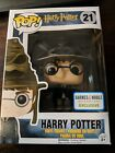 Funko Pop! Harry Potter With Sorting Hat #21 Barnes & Noble exclusive