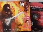 VINNIE MOORE - Out Of Nowhere CD 1995 Music For Nations Exc Cond!