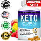 Keto BURN Diet Pills 1200 MG Ketosis Weight Loss Supplements To Fat Burn